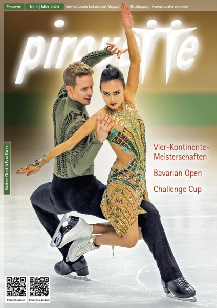 Madison Chock & Evan Bates
