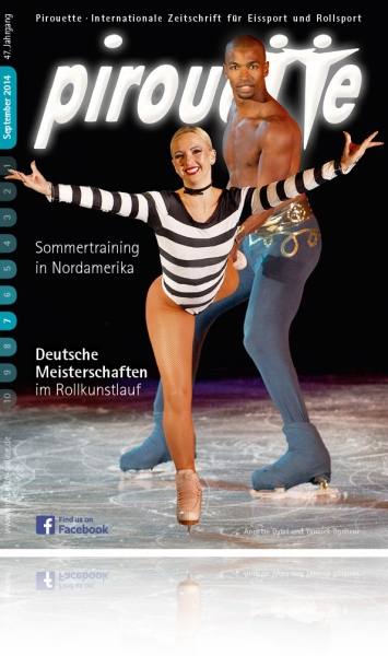 Pirouette September 2014