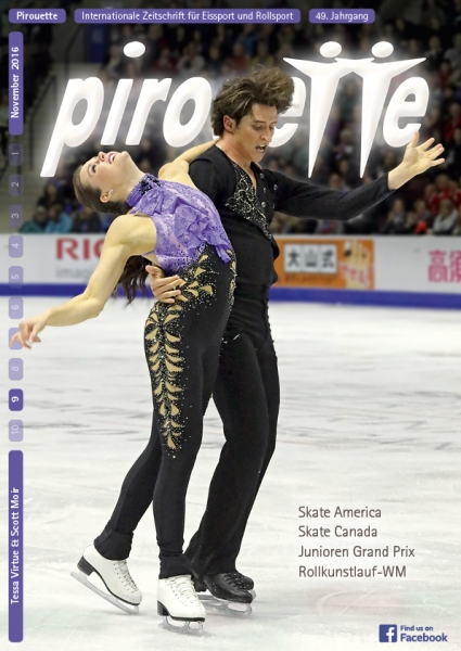Tessa Virtue und Scott Moir