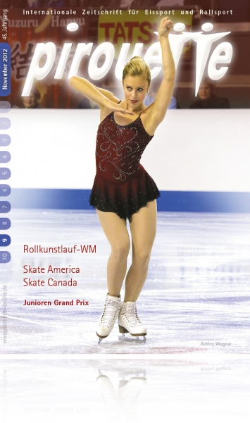 Ashley Wagner - November 2012
